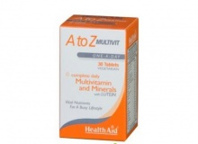A to Z multivitamin 30 tabs